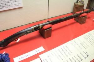 火縄銃(鉄砲)の写真