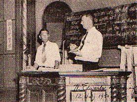 1950年デミング氏の講演