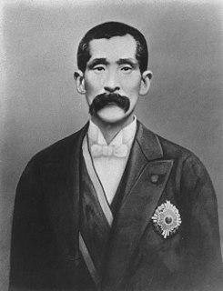 図1 日露和平交渉を行ったタフネゴシエーター 小村寿太郎(Wikipediaより)