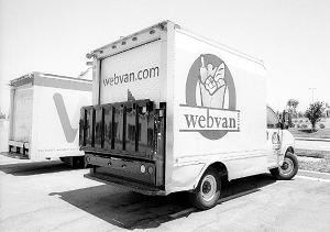 ネットスーパーwebvanの配送車(ウィキペディアより)