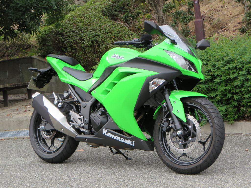 図2 中型二輪車250cc (Wikipediaより)